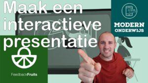 Interactieve presentatie