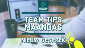 Teams tips maandag thumbnail